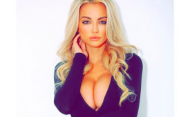 The Distraction: Lindsey Pelas