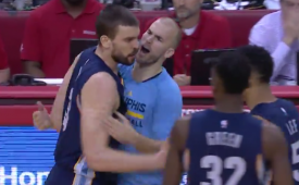 Marc Gasol Nails a Tough Game-Winner