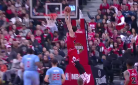 Nikola Mirotic Scores a Career-High 29 Points