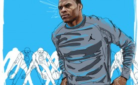 An Illustrated History of Russell Westbrook