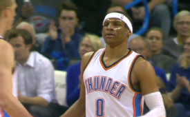 Russell Westbrook Returns, Gets Another Triple-Double