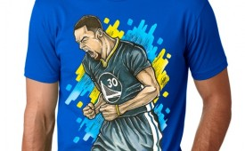 Stephen Curry 'That SC Passion' Tee