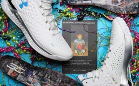 Under Armour Curry One 'Splash Party'