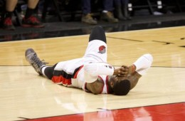 Wesley Matthews Is Out For the Season