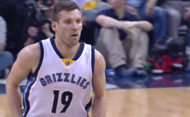 Beno Udrih Leads Grizzlies In Game 1 Win