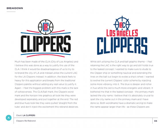 Clippers Re-ReBrand