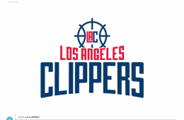 LA Clippers Re-ReBrand
