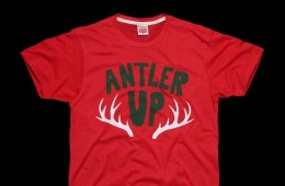 Homage x Milwaukee Bucks 'Antler Up' Tee