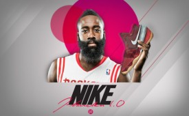 James Harden Nike Signature Shoe Concept