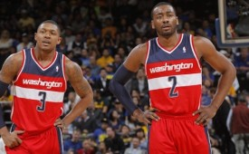 John Wall and Bradley Beal Go Off In Toronto