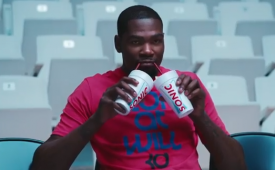 Kevin Durant '1-on-1-on-1′ Sonic Commercial