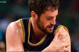 Kevin Love Will Not Play In the Next Round
