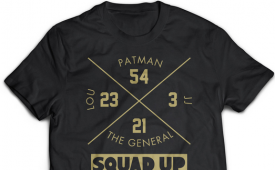 Loyal to a Tee 'Squad Up' Tee