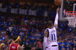 Monta Ellis Scores 31 Points to Keep Mavs Alive