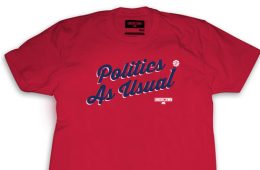 UNDRCRWN x Washington Wizards 'Politics' Tee