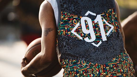 Young and Reckless x Starter 'Dennis Rodman' Collection