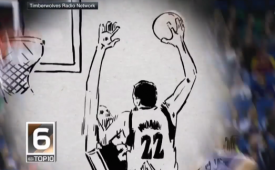 Animated Top 10 Plays of NBA Season