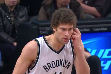 Brook Lopez Puts Up 32 Points In Brooklyn Win