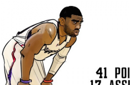 Chris Paul Ankle Redemption Illustration