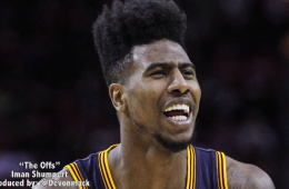 Iman Shumpert Cavaliers 'The Offs' Playoff Anthem