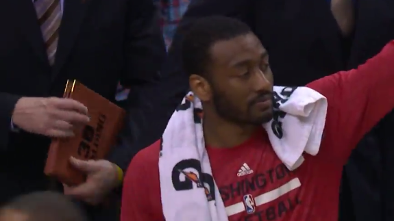 John Wall Notches Career-High 18 Assists