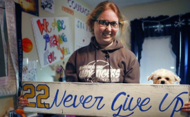LeBron James Posts Heart Felt Message To Lauren Hill
