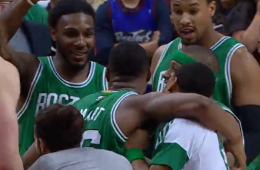 Marcus Smart Beats the Raptors at the Buzzer