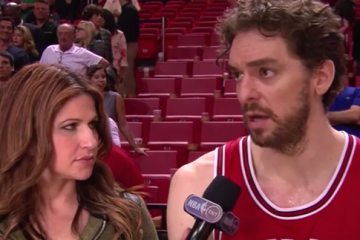 Pau Gasol Gets 51st Double-Double In Comeback Win