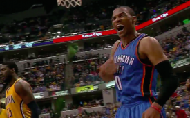 Russell Westbrook Pours In a Career-High 54