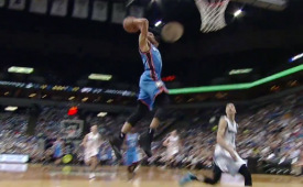 The Last Monster Russell Westbrook Jams of the Season