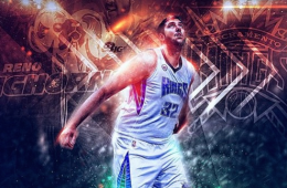 Sim Bhullar Becomes First Player of Indian Descent In NBA