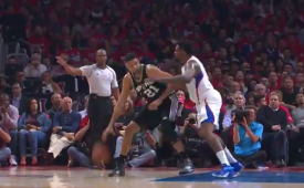 Tim Duncan Wills Spurs to Game Two OT Win