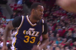 Trevor Booker Scores a Career-High 36