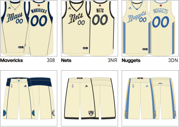 2015 NBA Christmas Day Uniforms Leaked – Hooped Up 0b9dce769