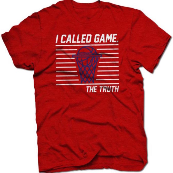 Breaking T x Paul Pierce 'I Called Game' Tee