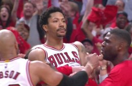 Derrick Rose Sinks the Cavs at the Buzzer