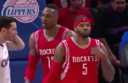 Dwight Howard and Josh Smith Force Game 7
