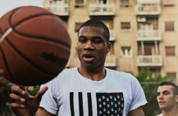 Giannis Antetokounmpo Returns Home Photo Essay