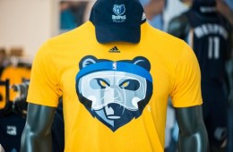 Mike Conley 'Masked Valuable Player' Tee