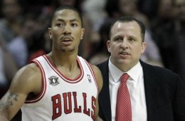 Tom Thibodeau Thanks Chicago