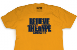 UNDRCRWN x Warriors 'Believe The Hype' Tee