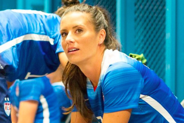 The Distraction: Ali Krieger