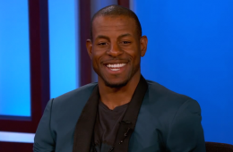 Andre Iguodala Talks LeBron, Kerr and MVP On Jimmy Kimmel