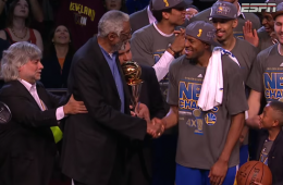 Andre Iguodala Voted Finals MVP