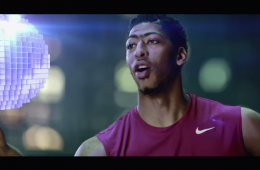 Anthony Davis vs Pac-Man Pixels Commercial
