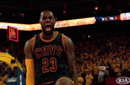 Cavs Tie Series Behind LeBron James Triple-Double