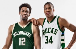 Check Out the New Milwaukee Bucks Uniforms