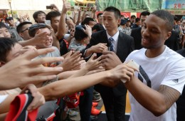 Damian Lillard adidas Take on Summer Tour Hits Guangzhou