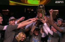 Golden State Warriors 2015 NBA Champs