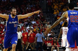 Hornets Acquire Spencer Hawes and Matt Barnes from Clippers